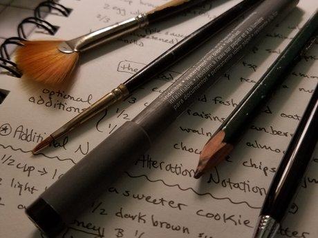 Short Handwritten Letter