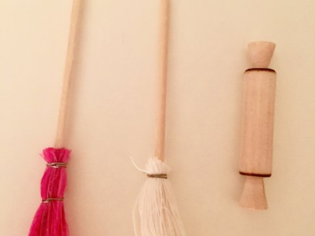 Tini Broom, Mop, and Roller