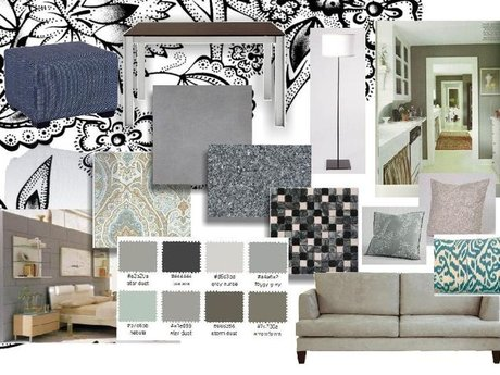 Room Mood Board