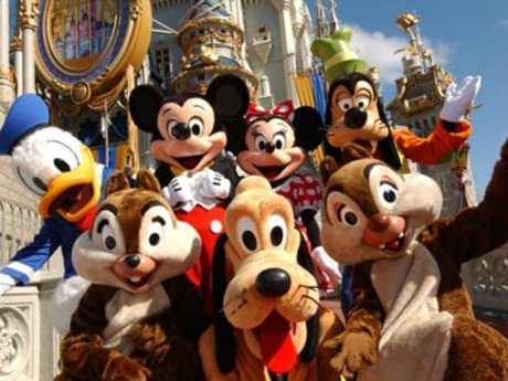 Disney Vacation Planner