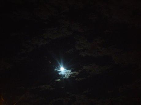 Beautiful Moon Piece