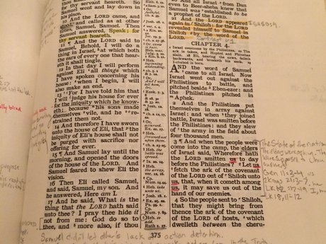 Help you learn to read your Bible