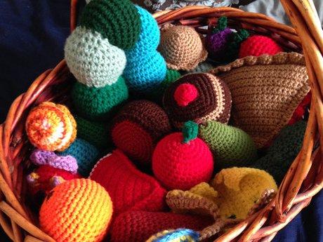 Crochet or Knitting Lessons