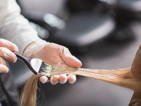 Hair colouring advice