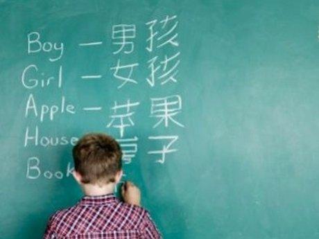 Trade English for Mandarin Practice