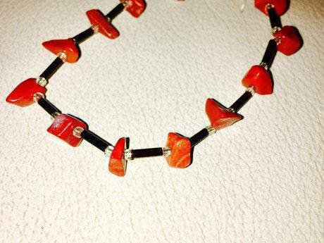 Red Jasper Bracelet for Energy