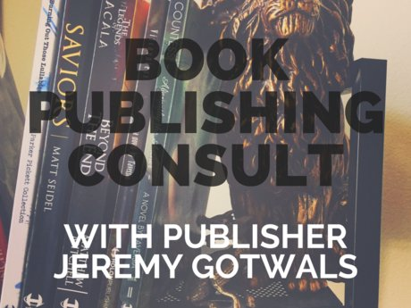 Book Publishing Consult