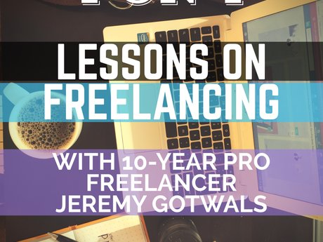 Lessons On Freelancing   1-on-1