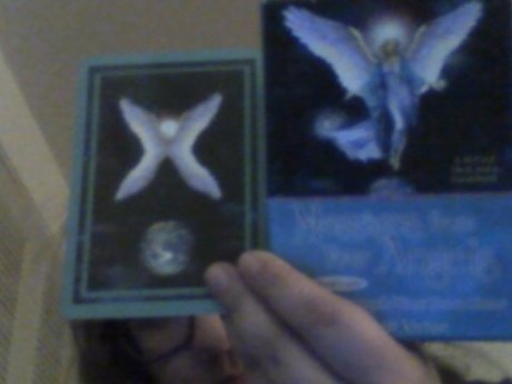 Angel Card Reading Over Skype, etc.