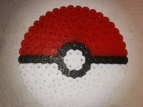 Pokeball magnet reserved for Dom