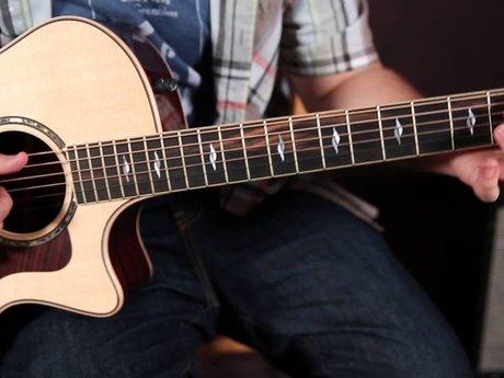Custom acoustic songs