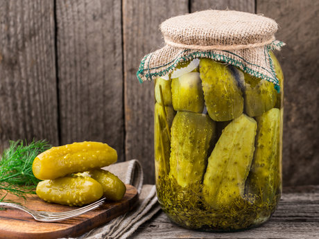 Homemade pickle lessons
