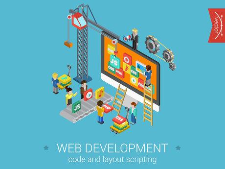 Teach you how to create a website