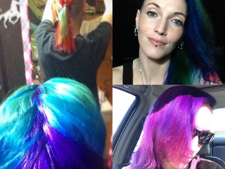 Rainbow Hair Encyclopedia