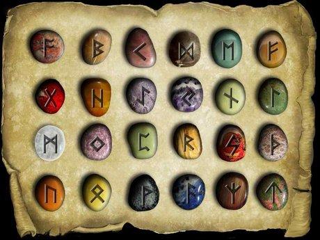 Virtual Rune Reading