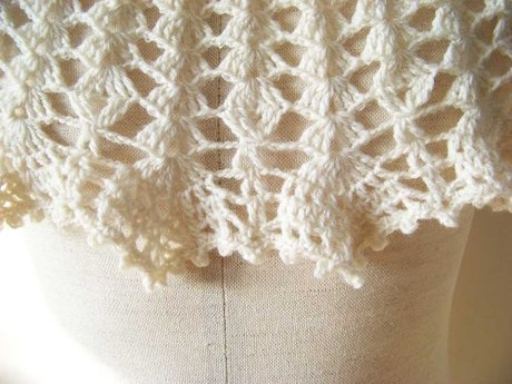 Knit or crochet goods