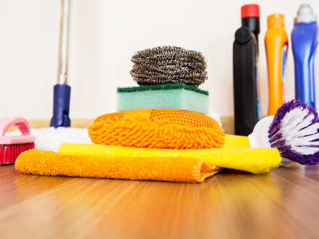 Learn to Clean Your House