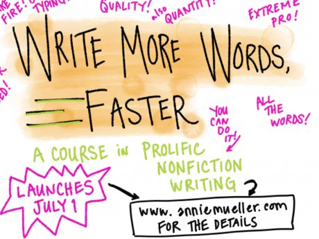 30 Day Non-fiction Writing Course