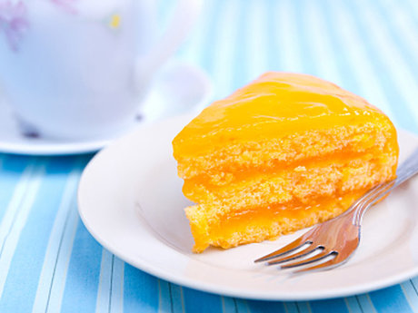 Super Cake Recipe- Orange