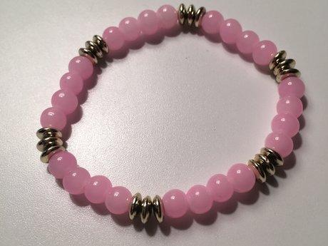 Millenial Pink Bracelet