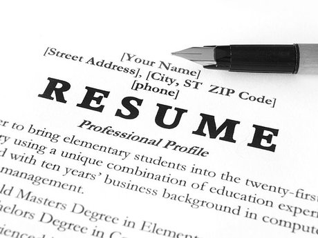 Resume Template and Resources