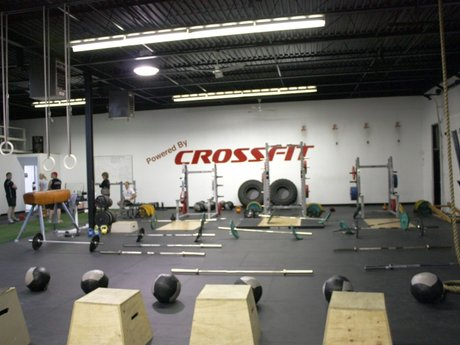 Ask a Crossfit person