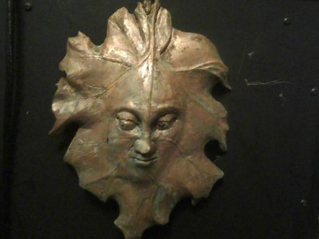 Small wood Carving