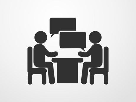 Intellectual discussion