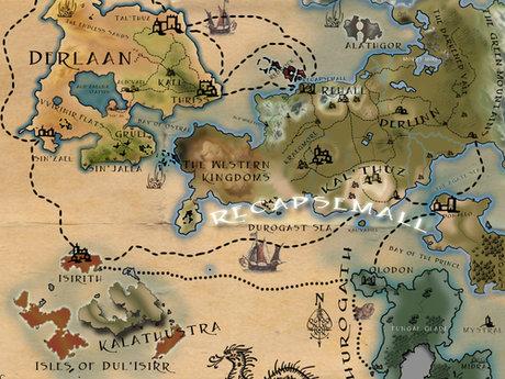 Epic Cartography/Custom Map Making
