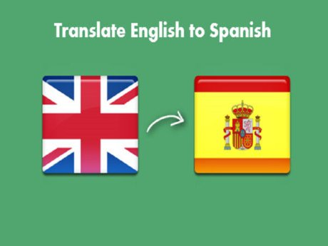 Translate from English to Spanish