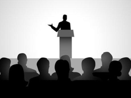 Public speaking coach 30min