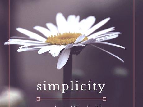 simplicity (Electronic Album)