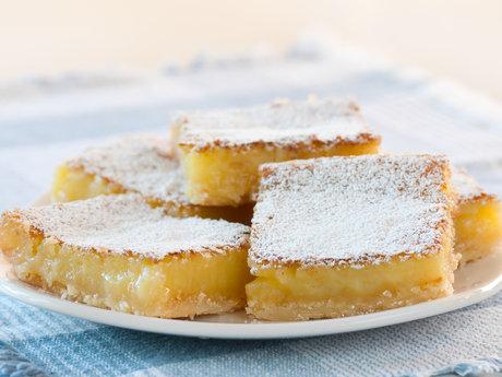 Vegan lemon bar recipe