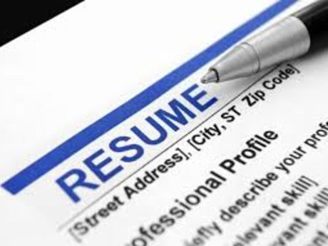 Resume Review Session