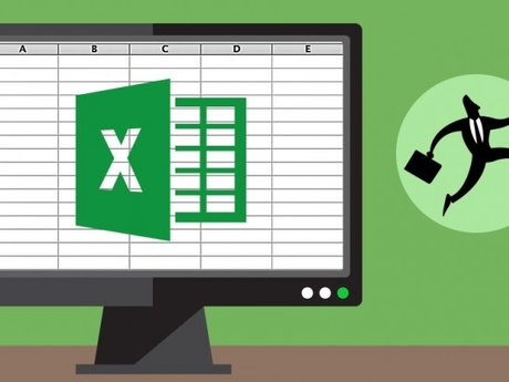Excel spreadsheet setup