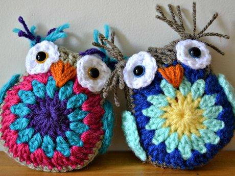 Custom crochet accessory