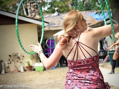 Hoop Dance Lessons