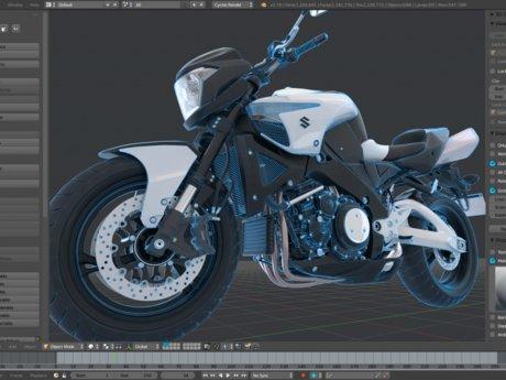 Teach Blender 3D
