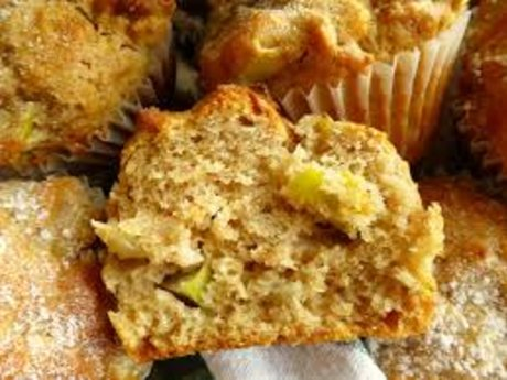 Apple Nut Muffin Recipe