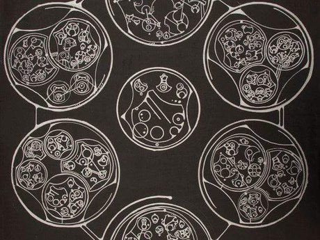 Circular Gallifreyan Translation