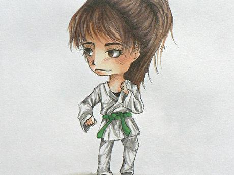 Ask a Taekwondo Girl!