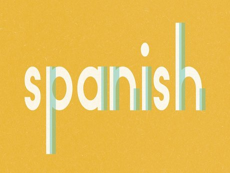 Teach you Spanish (around a topic)