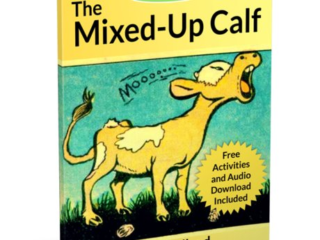 Mixed-Up Calf Activity Ebook + MP3