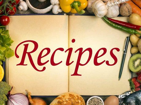 Monthly Recipe Giveaway