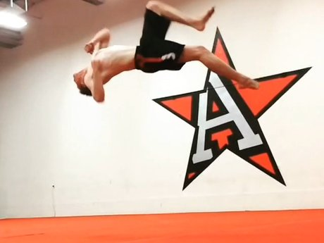 Private tricking lessons