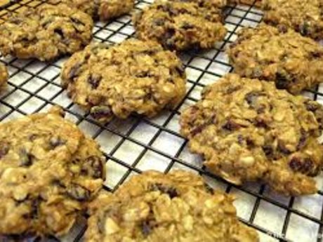 Trail Mix Cookie Recipe