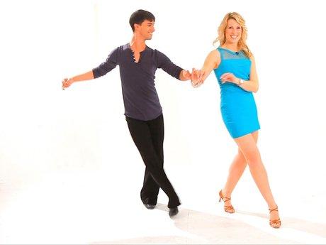 Cha Cha Dance Lesson - 30 mins