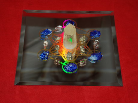 Create a Crystal Grid for you!