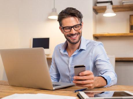 Fake Boyfriend Texting Service