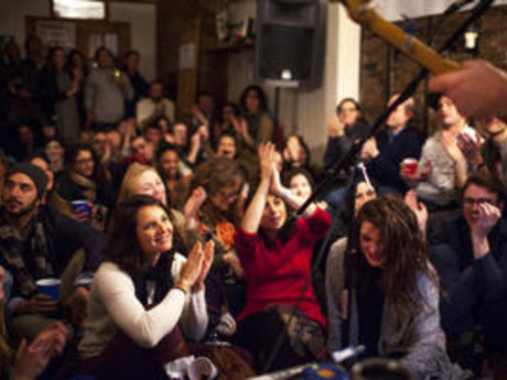 Acoustic House Concert w Pro Artist